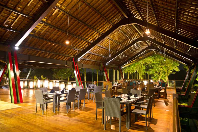 Terrace Tondano Restaurant 567